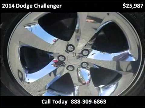 2014 dodge challenger used cars danville ky youtube. Black Bedroom Furniture Sets. Home Design Ideas