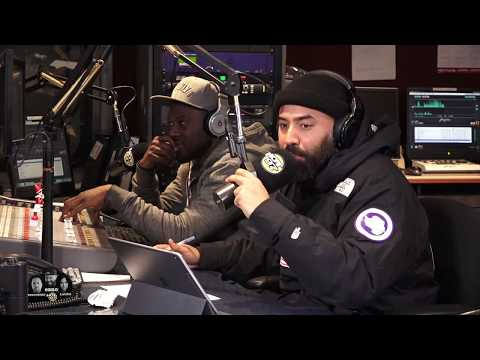 Ebro Gets S****y In India + DJ Akademiks Goes To Jail?
