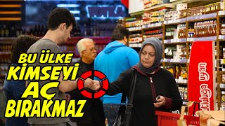 """"""" I DON'T HAVE MONEY. CAN YOU HELP ME?"""" - Social Experiment in Turkey"""