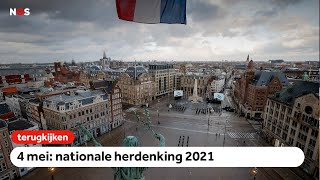 Nationale herdenking 2021