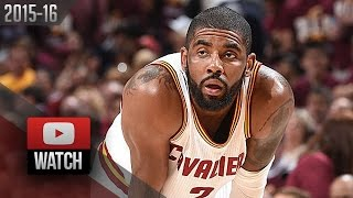 Kyrie Irving Full Game 3 Highlights vs Warriors 2016 Finals - 30 Pts, 8 Ast, CRAZY Handles!