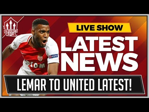 MANCHESTER UNITED Favourites to Sign Thomas LEMAR! Adidas confirm ZLATAN To MAN UTD Transfer News?