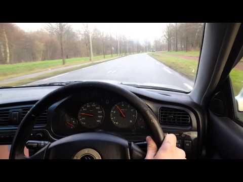 Subaru Legacy B4 test drive