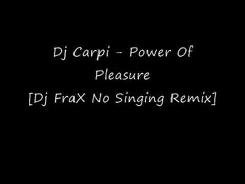 Trance The Power Of Pleasure - scardonamusicinfo