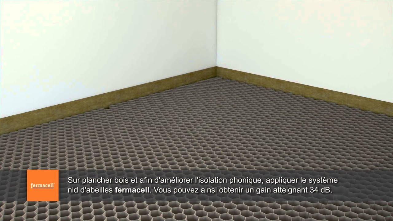 Isolation sous carrelage 268 carrelage id es for Isolation phonique sol carrelage