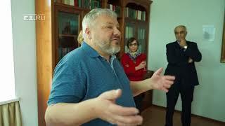 Уральский «монарх» Антон Баков сделал из своей квартиры императорский дом