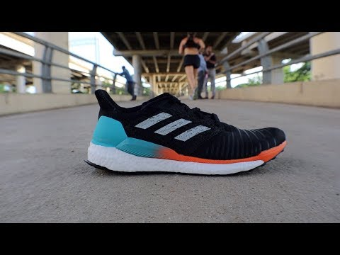 ADIDAS SOLAR BOOST RUNNING PERFORMANCE REVIEW | Jami's Reviews