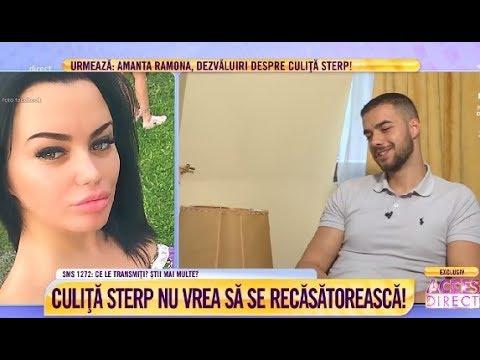 Culiță Sterp ar accepta să se împace cu Carmen de la Sălciua!