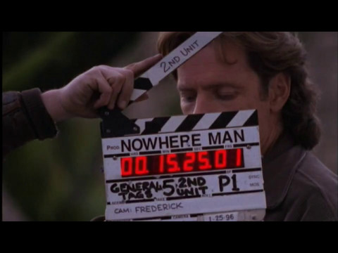 Nowhere Man  Bruce Greenwood Series  Outtakes