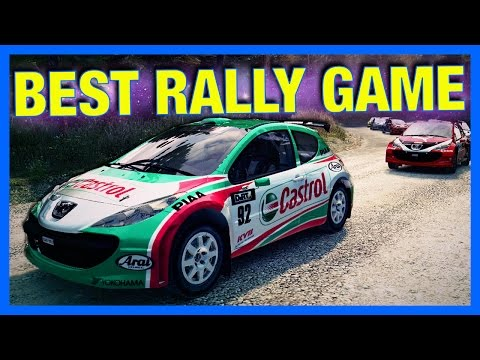 The Best Rally Game Ever!!