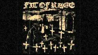 Fit Of Rage - Túmulo Aberto [FULL EP] (2014)