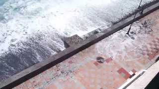 Atlandi ookean vahutab ja tantsib :)