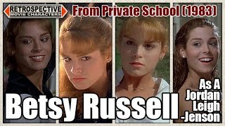 Скачать Betsy Russell As A Jordan Leigh Jenson From Private School 1983
