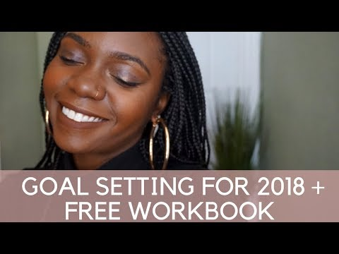 Moving Forward In Faith: Reflection + Goal Setting For 2018!