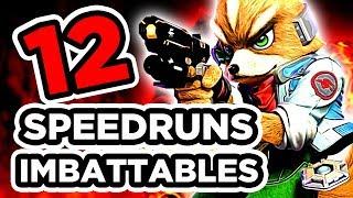 12 SPEEDRUNS IMBATTABLES - TAS