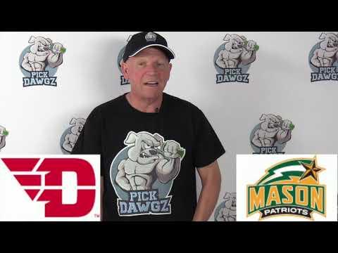 Dayton vs George Mason 2/25/20 Free College Basketball Pick and Prediction CBB Betting Tips