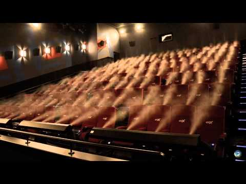 4DX Cinema City Constanta City Park Mall