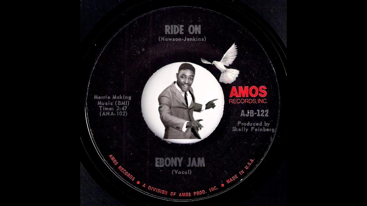 187c58744 Ebony Jam - Ride On  Amos  1969 Deep Funk 45 - YouTube