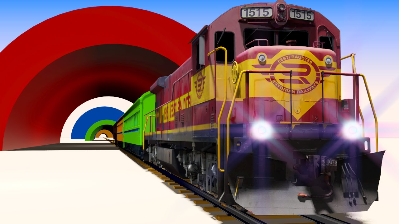Vids for kids in 3d hd trains for children and tunnels fun vids for kids in 3d hd trains for children and tunnels fun learning aapv youtube aloadofball Images