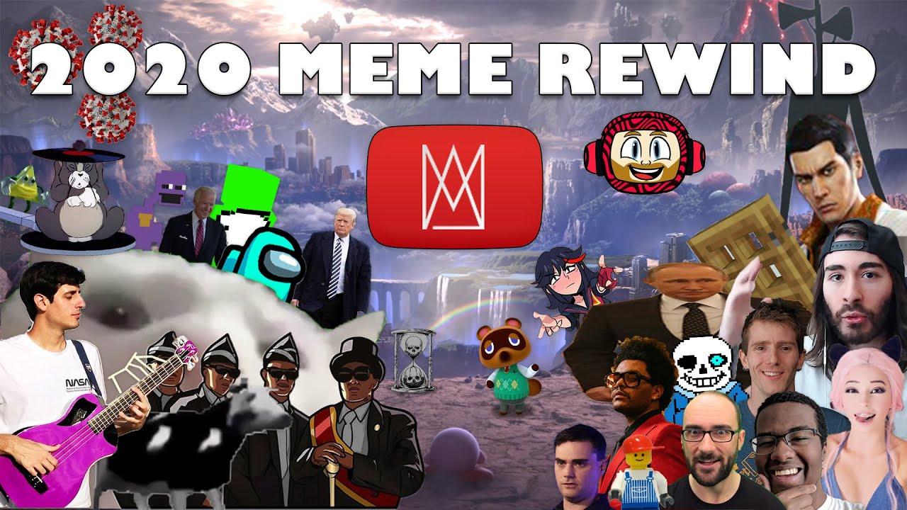 Meme Rewind Magentium Shazam