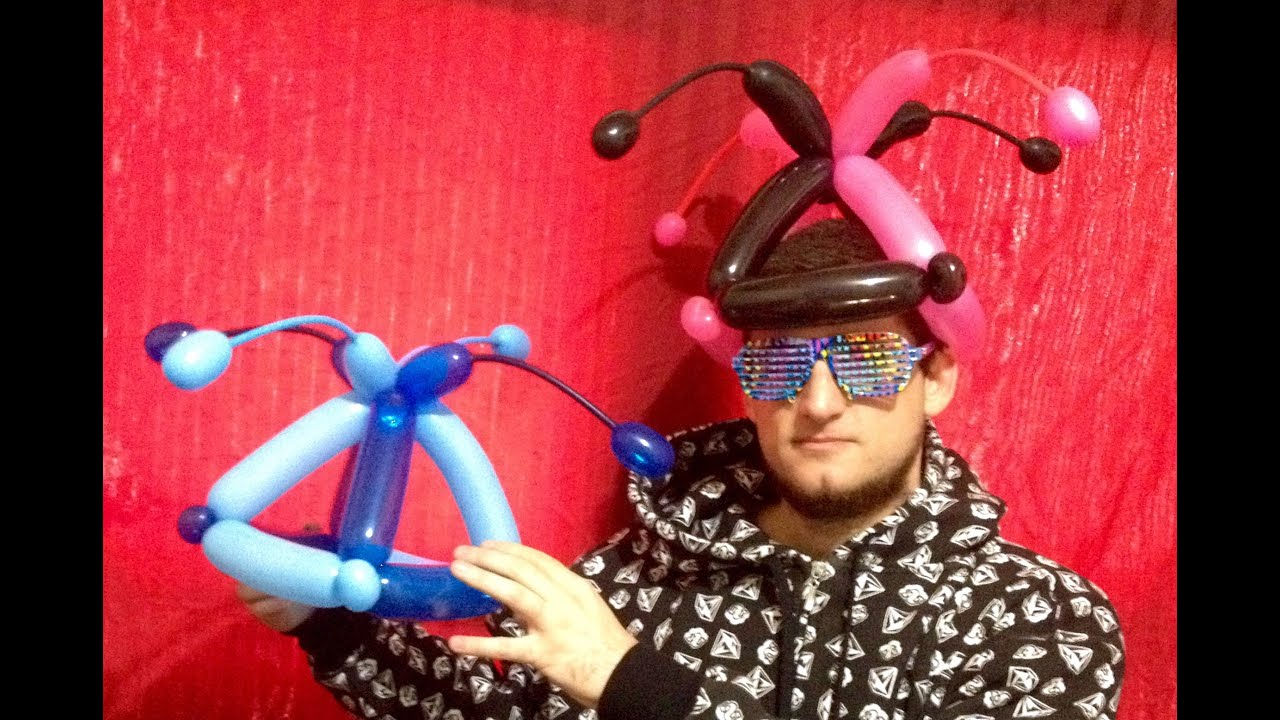 Awesome easy balloon jester hat tutorial youtube