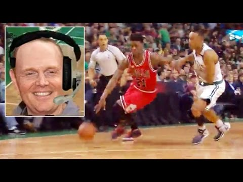 If Bill Burr Was An NBA Commentator