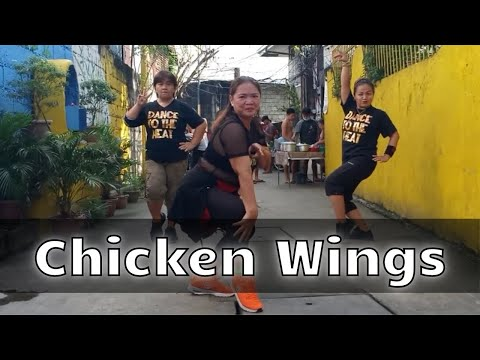 Chicken Wings | Tropang Sexy Fitness