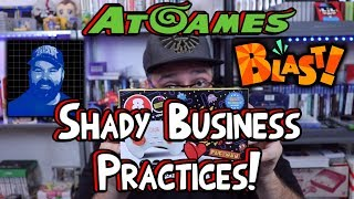 EXPOSED! AtGames In Trouble! Manipulative & Shady Business Practices!