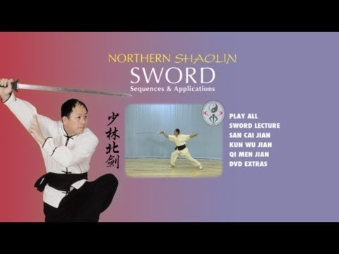 º× Streaming Online Northern Shaolin: Sword Sequences and Applications