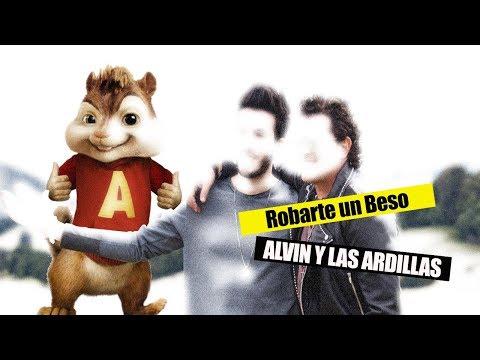 Robarte Un Beso (ft. Sebastian Yatra y Carlos Vives) Ardillas. LETRAS + DESCARGA