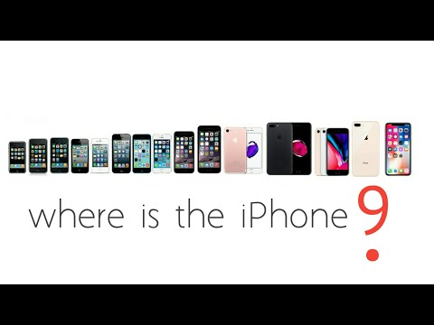 Introducing the iPhone 9 - The lost iPhone ( Google Pixel 2 Parody )