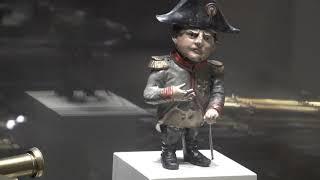 Прогулка по музею Войны 1812 года.  Москва. 100 видео на pavlusha.com