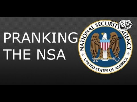 Prank calling the NSA, #SpyDuck, NSA spying on Mexico, and your comments - Truthloader