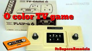 O Color TV game ft. SuperaAmnésia