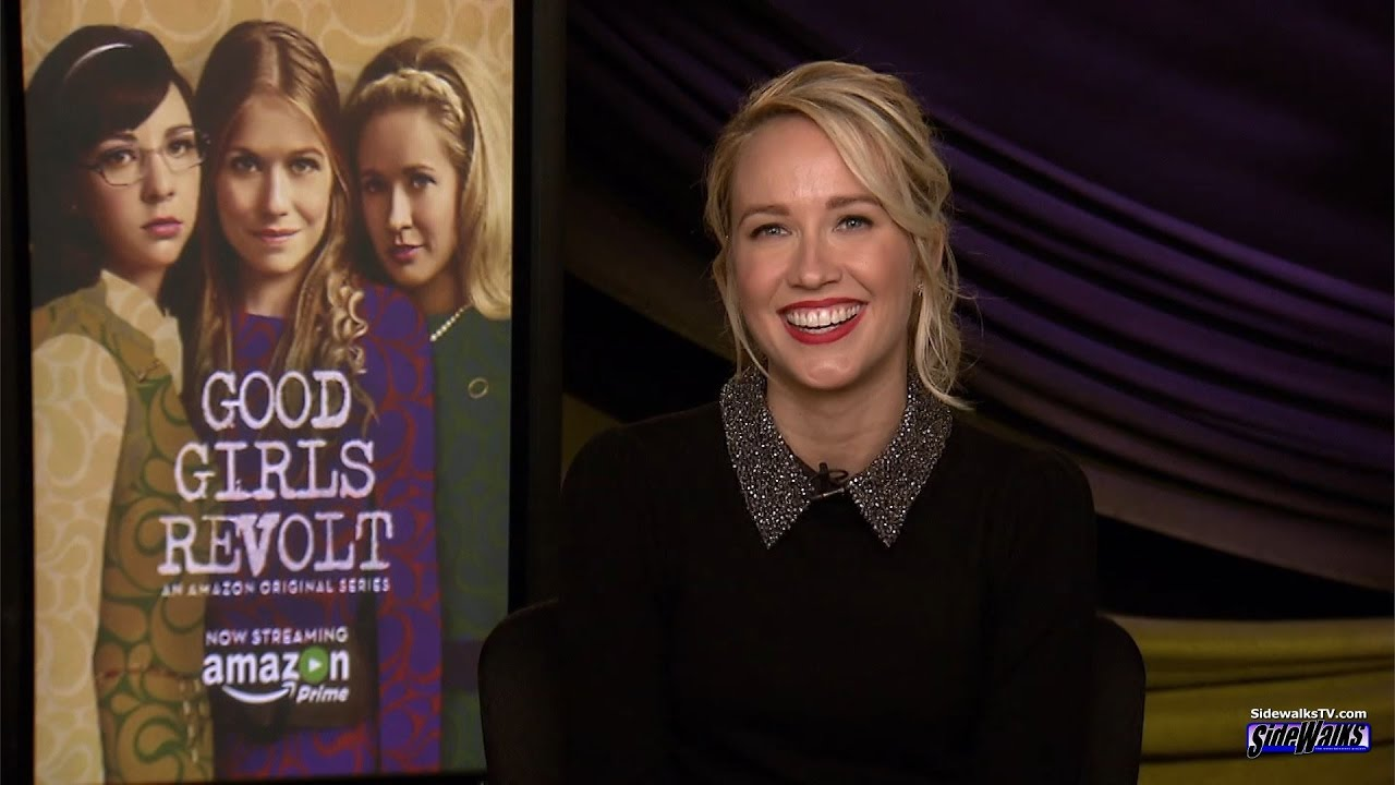 Download Anna Camp talks Pitch Perfect cast, her new series Good Girls Revolt and more (Interview)