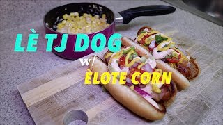 How to cook the BEST TJ hot dog Episode 1