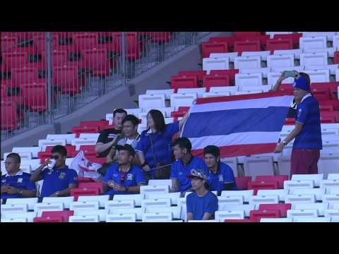 Thailand vs Korea Republic (AFC U-19 Championship: Group Stage)