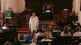 Doxology and The Lord's Prayer Aug 12, 2018