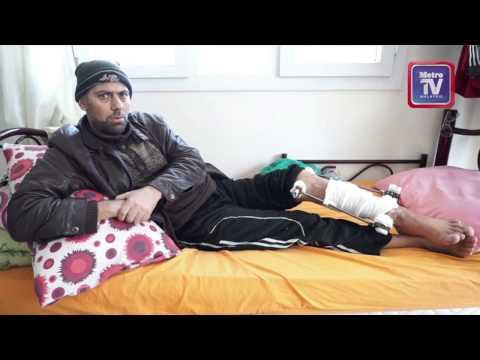 Pusat jagaan pelarian Syria