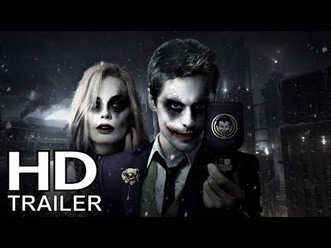 THE BATMAN (2021) Teaser Trailer Concept – Robert Pattinson DC Movie