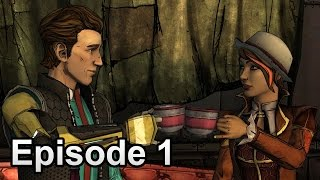 Tales from the Borderlands. Episode 1: Zer0 Sum. Optional subtitles. Movie.