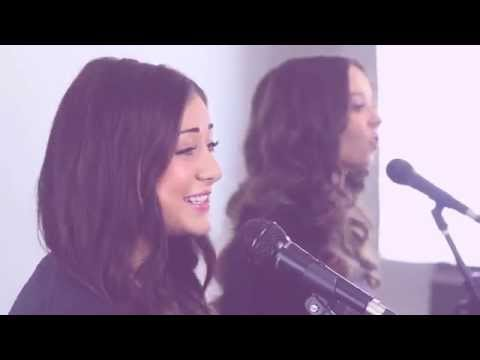 Team - Lorde | Ali Brustofski & Ebony Day Cover (Music Video)