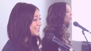 Lorde - Team (Cover by Ali Brustofski & Ebony Day) w/Lyrics
