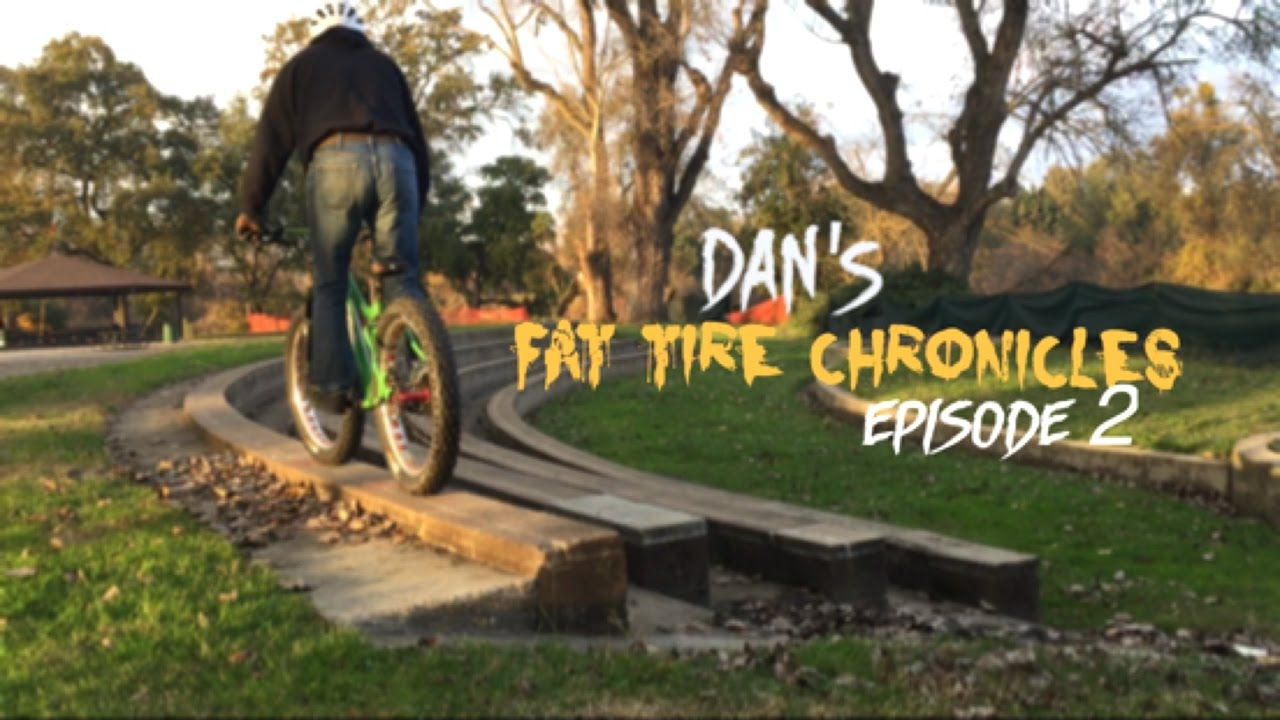 Fat Trials Broken Bike And New Parts Youtube