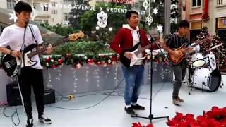 Performed Live at Lee Tung Avenue HK, Dec 22, 2018.