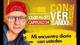 CAPITULO #14 CONVERSANDO DE FINDE