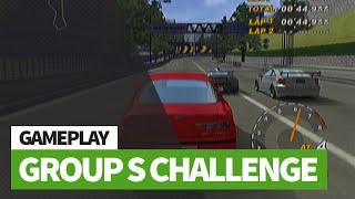 Group S Challenge - Shibuya A - Alfa Romeo 156