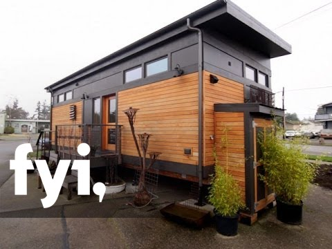 Tiny House Hunting The Storage Friendly Water House S2