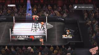 WWE 12 Glitches and Randoms