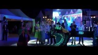 Большая свадьба в европейском стиле г. Алматы